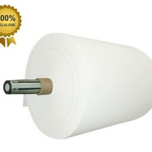 Bobina jumbo papel toalha