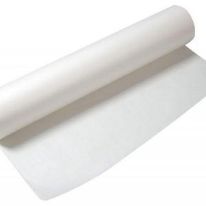 Bobina de papel seda branco