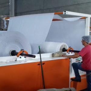 Fabrica de conversão de papel higienico