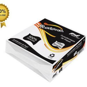 Guardanapo de papel pacote com 50 unidades