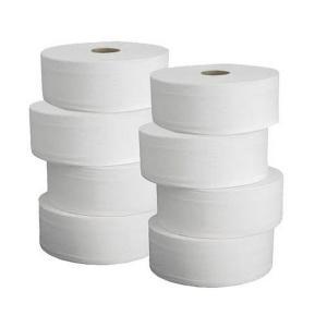 Papel higienico rolão 100 celulose