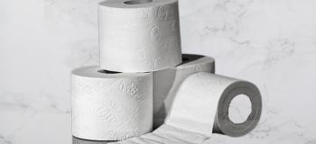 Distribuidor de papel higienico fofinho
