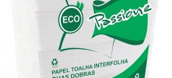 Distribuidora de papel interfolha